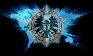 S.H.I.E.L.D. Badge Insignia Wallpaper by viperaviator