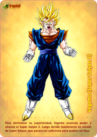 DBCCC - Vegetto by VICDBZ