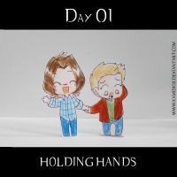 30 day OTP Challenge Feat. Winchesters: Day 01 by KamiDiox