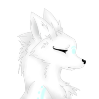 Wolf by Little-Tamia