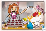 Cooking with Mel by Captain-Paulo