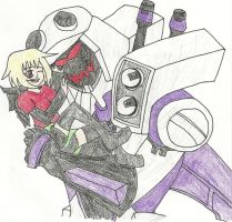 Blitzwing And Me by Shadowismrevilgecko