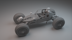 Sand Buggy w3 by betasector