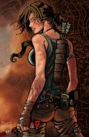 Tomb Raider by madcatt01