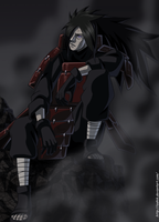 Uchiha Madara by ioshik