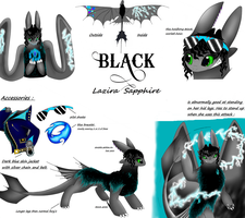 Black Ref. Sheet by CurlyFrostViking