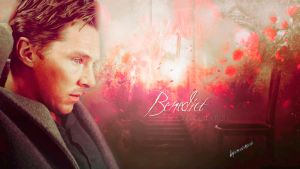 Benedict Cumberbatch wallpaper 44 by HappinessIsMusic