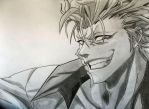 GRIMMJOW by CLOUD606