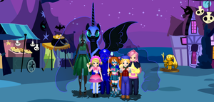 Nightmare Night 2014 by Mario-McFly