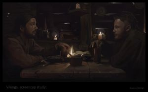 Vikings screencap study by Suzanne-Helmigh