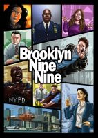Brooklyn Nine Nine by wildcard24