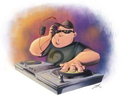 DJ Soos by rice-claire