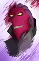 Only Thrax by Hevimell