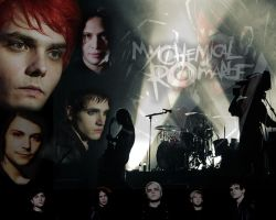 My chemical romance by UltraViolet1197