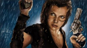 Resident Evil: Retribution - Milla Jovovich by greQ111