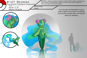 #147: Bedrisa (Legendary) by Saronicle