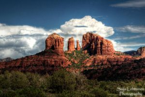 Cathedral Rock by CeeThruMyEyes