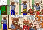 Only One Weak By Heivais(colored) by SmokeyandtheBandit
