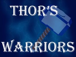 Thor's Warrriors by BlindAcolyte