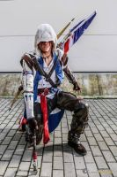 Connor Kenway Cosplay by 6Silver9