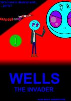 Wells Poster Design by yeagerspace
