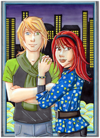 Prize: Phire and Rona by Larissa-Bright