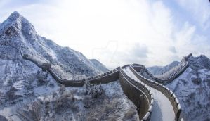 Great Wall by uitvconnect15