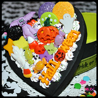 Halloween Deco Box by BloodCross