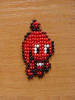 Beaded Knuckles Chao by ImTooLayzee