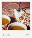 Pola - China tea set by shatinn