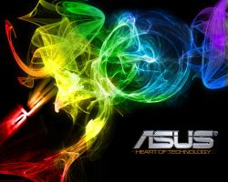 ASUS Wallpaper by randesigns