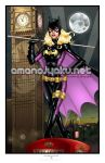 London Batgirl 2012 by amanojyaku