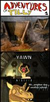 ADVENTURES OF TILLY IN SKYRIM 1 by Zyxon-V