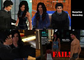 Fixing my Sims' life by SuperMeja