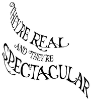 Real and Spectacular I by Camaryn