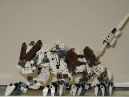 bionicle liger 2 by retinence