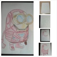 Iron Minion by NewbieDrawings