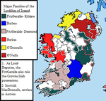 The Lordship of Ireland- 1641 by Todyo1798
