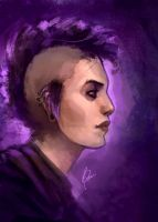 Mohawk lady of Mohawks by TheBoyofCheese
