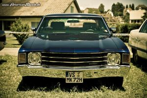 1972 Chevrolet Chevelle by AmericanMuscle