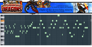 LoD: Flight of the Screeching Misery Sheet by TotecTripled