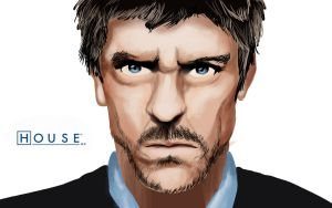 House MD by Nobunnyvirus