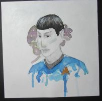 Spock by PageOHaraWriter