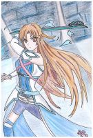 30 Days of Asuna - Day 24 (Updated!) by Tirius99