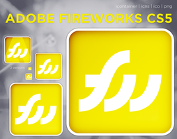 Adobe Fireworks CS5 by moontrain