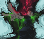 Mob Psycho 100  - Smudge by StrengXD