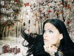 Tarja - I walk alone wallpaper by The-Fairywitch