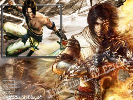 prince of Persia by CrimsonGraphix