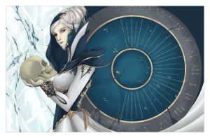 White silence by Lineith