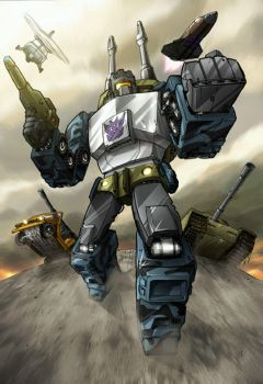 Combaticons by EspenG
